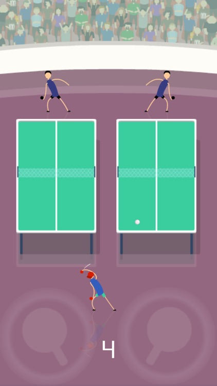 Dual Tennis screenshot-0