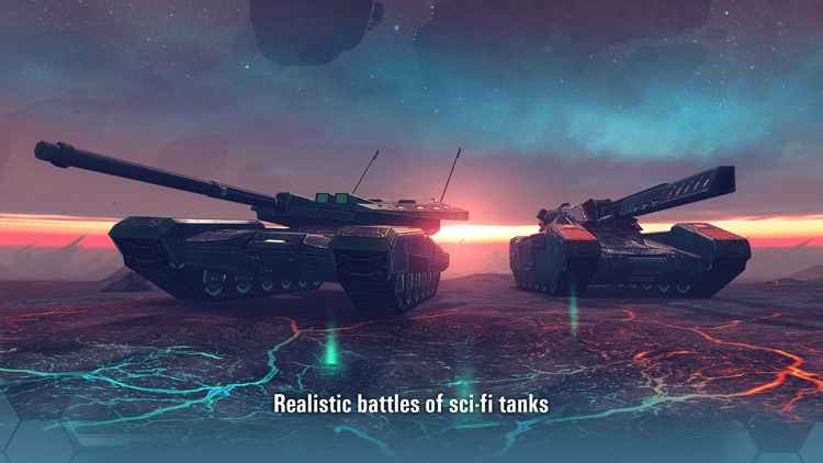 Future Tanks: Tank Shooter Game screenshot-0