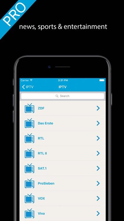 IPTV World Premium: Watch TV Channels