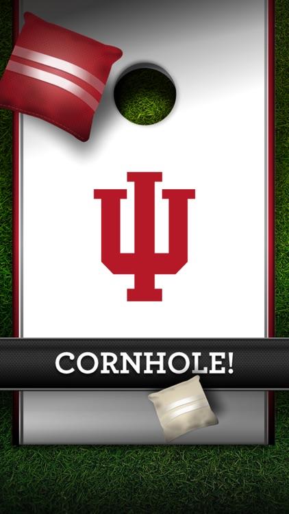 Indiana University Hoosiers Cornhole