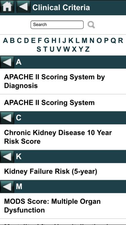 EBMcalc Kidney screenshot-4