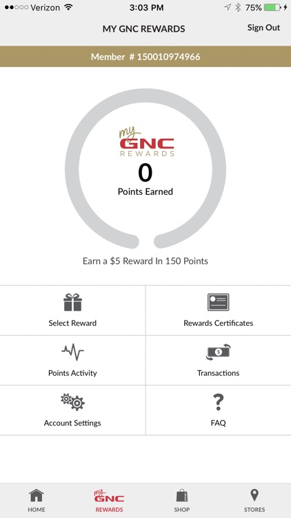 GNC LiveWell screenshot-1