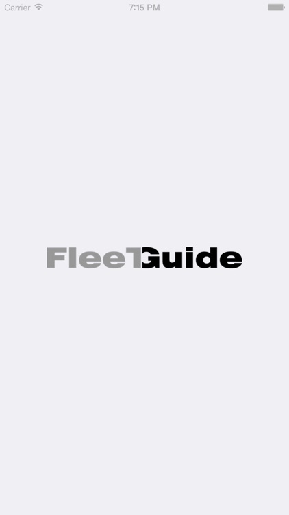 FleetGuide screenshot-0