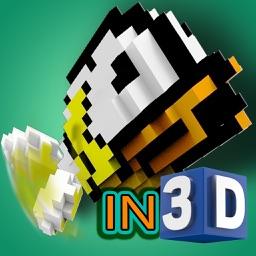3D Bird Flapping - Dont fall