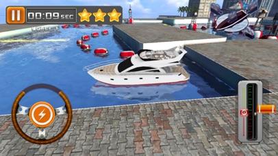 3D Yacht Boat Parking...