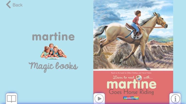Martine : Magic books screenshot-0