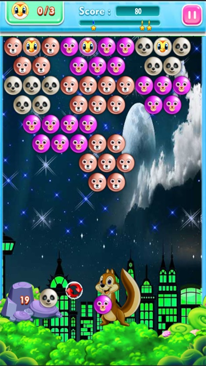 Deluxe Puzzle Bubble Shooter