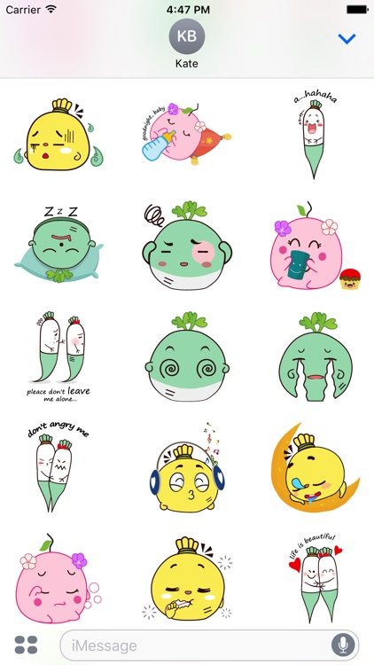 Fruit Sticker - Cute, Sweet and Lovely Sticker
