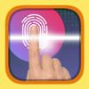 Lie Detector fingerprint simulator. Real prank