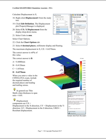 Official Guide to Certified SOLIDWORKS Associate Exams: CSWA, CSDA ...