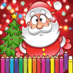 Happy New Year Coloring Painting Holiday Games