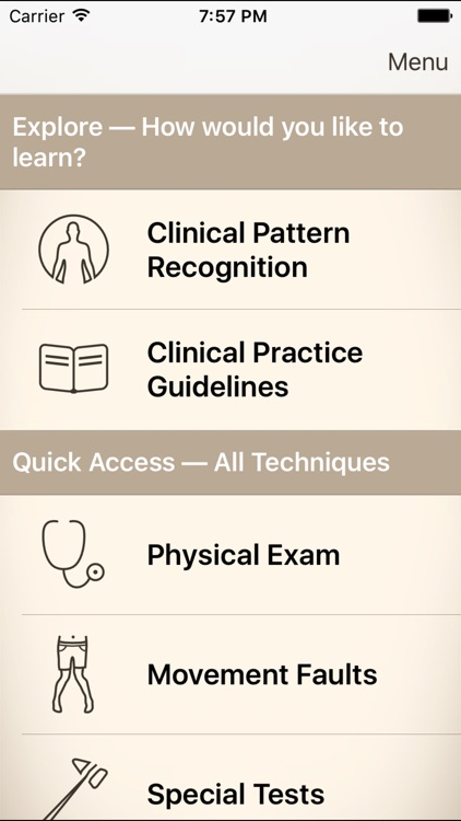 Clinical Pattern Recognition: Ankle and Foot Pain screenshot-0
