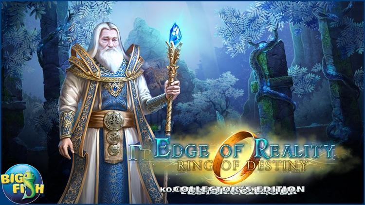 Edge of Reality: Ring of Destiny - Hidden Object screenshot-4