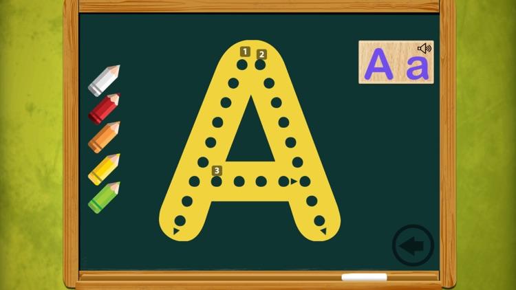Tracing ABC - Learn To Write Alphabet screenshot-3