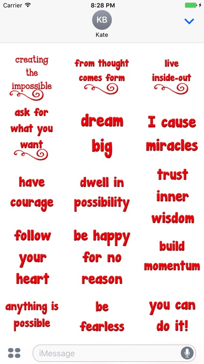 Creating the Impossible is Easy Stickers