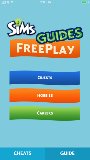 Cheats for The SIMS FreePlay + on the App Store