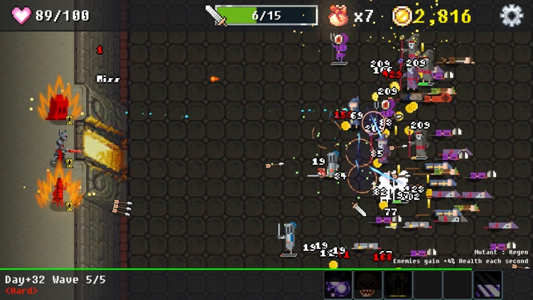 Dungeon Defense : The Invasion of Heroes
