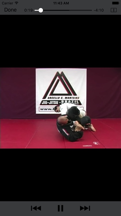 Advanced BJJ - Brazilian Jiu Jitsu screenshot-2