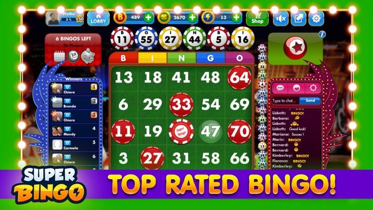 Super Bingo HD™