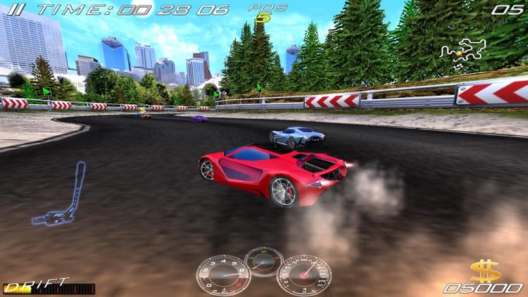Fast Speed Race