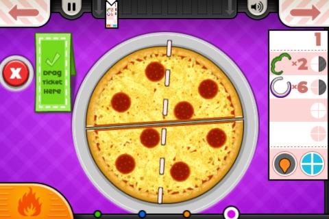 Papa's Pizzeria To Go! screenshot 4