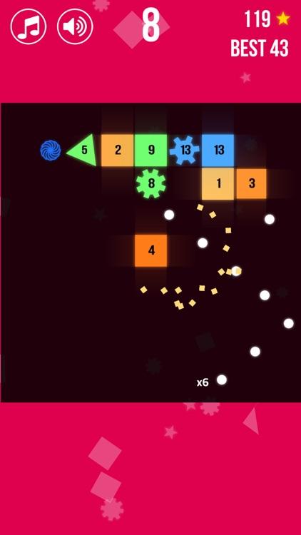 Infinite Super Brick Breaker screenshot-4