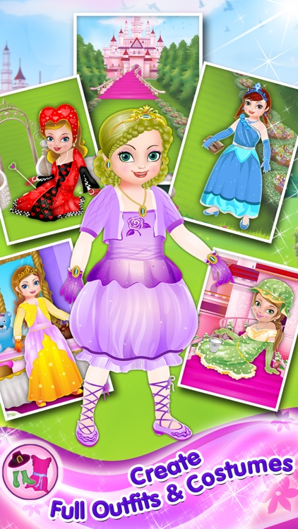 Tiny Princess Thumbelina screenshot-3