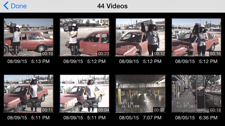 VHS Camcorder app image