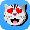 MeowMoji - Hilarious Cat Emojis & Stickers! - iPhoneアプリ