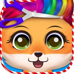 Christmas Pet Hair Salon : Puppy Games for Kids