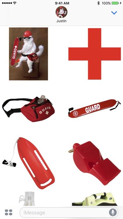 Lifeguard Pack