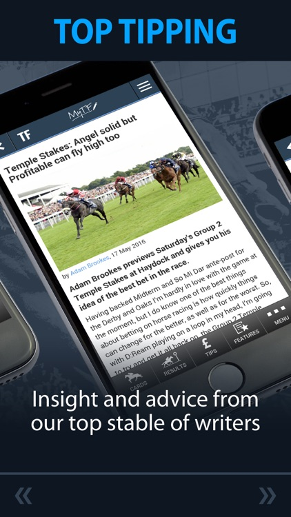 Timeform Horse Racing – Race Cards, Results & Tips screenshot-3