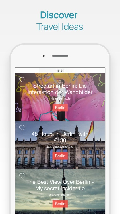 Berlin Travel Guide and Offline City Map