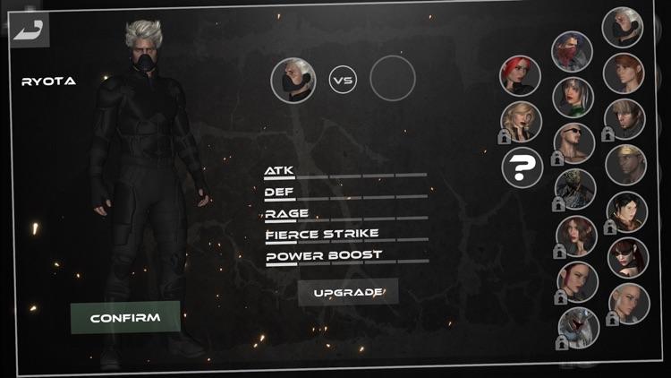 Beyond Fighting 3 screenshot-3
