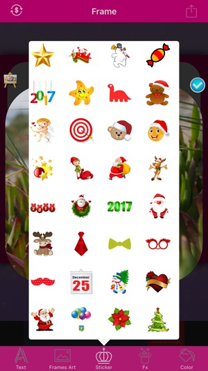 Merry Christmas Photo Frames Editor U0026 Xmas Collage On The App Store