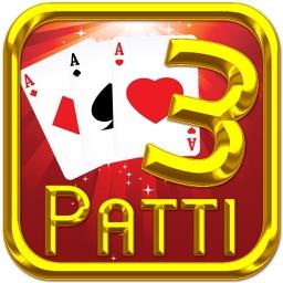 Teen Patti - Free Game of Indian 3 Patti