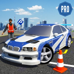 Multi Level Car Parking Spot Driving Test Game PRO