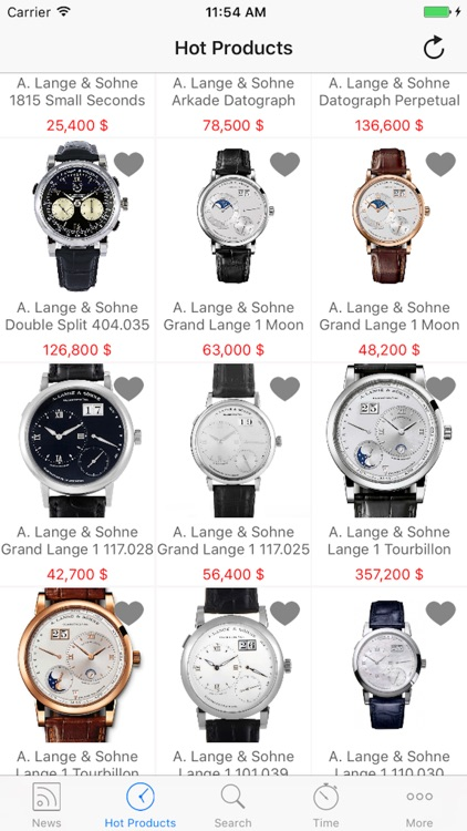 Watch Club - Club for Luxury Watches
