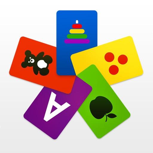 Развивающие карточки Домана