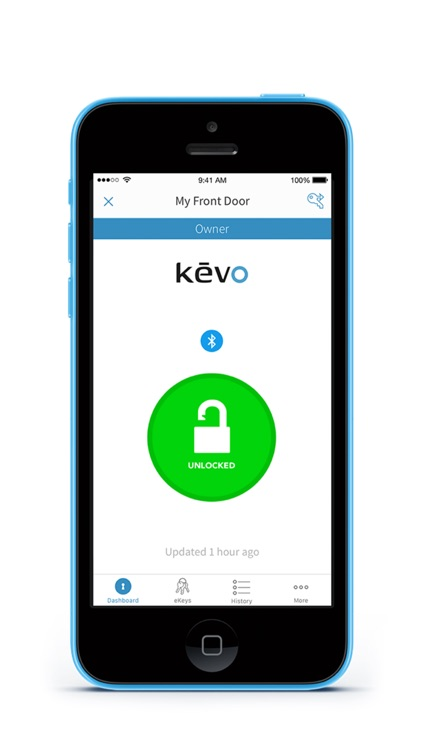 Kevo – Your Phone Is Now Your Key screenshot-3