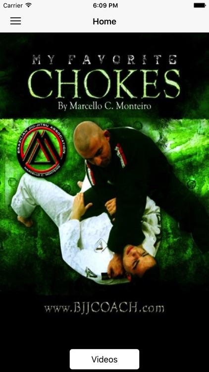 Favorite Chokes BJJ Setups - Brazilian Jiu Jitsu