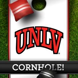 University of Nevada, Las Vegas Rebels Cornhole