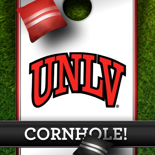 University of Nevada, Las Vegas Rebels Cornhole