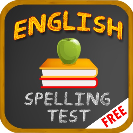 English Spelling Test: 500+ Flashcards Vocabulary iOS App