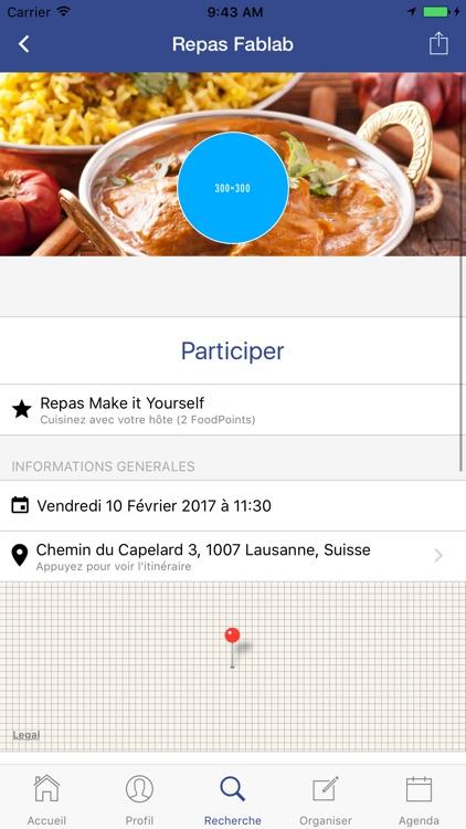 LETS eat Smart - Foodsurfing screenshot-3