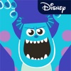 Disney Stickers: Monsters Inc.