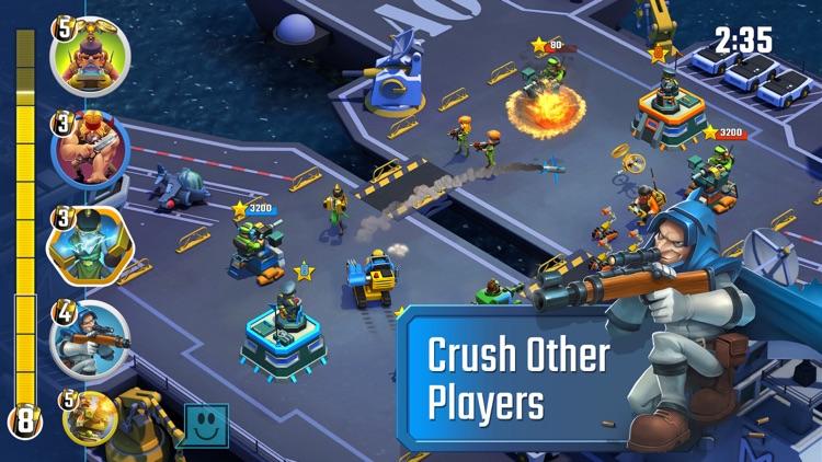 Blitz Brigade: Rival Tactics screenshot-0