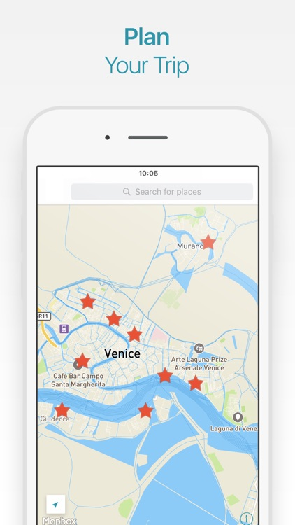 Venice Travel Guide and Offline City Map