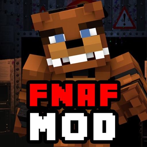 FNAF MOD FOR MINECRAFT PC GAME iOS App