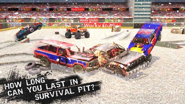Xtreme Demolition Derby Racing Car Crash Simulator